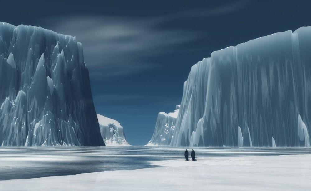 Антарктида - интересные факты, информация, фото