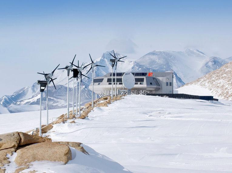 Уникальные полярные станции Антарктиды на выставке Ice Lab | Фото ...