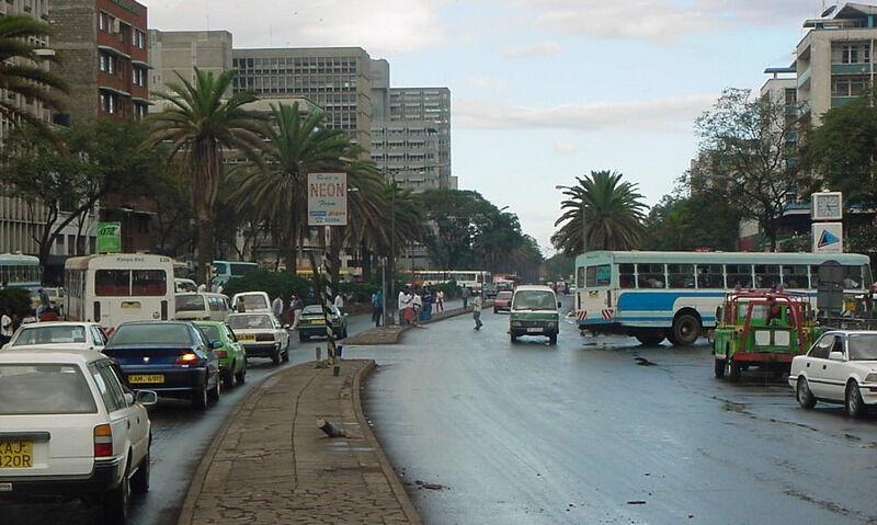 Найроби, Кения — Туровед
