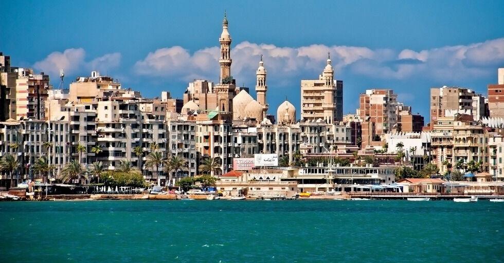 Александрия вместо Каира | Deluxtour - Путешествие по миру
