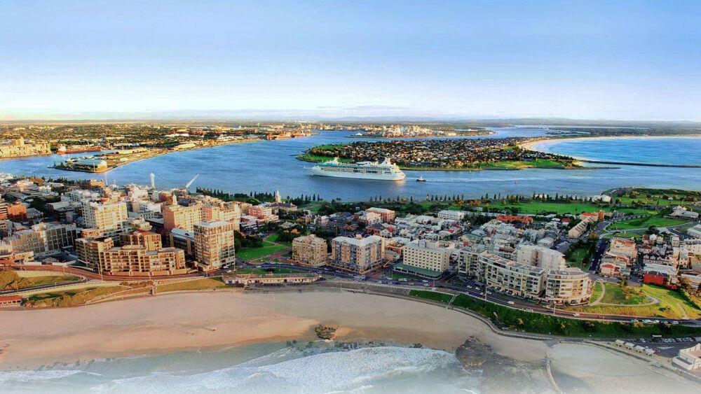 Если круиз заходит в порт Ньюкасл (Newcastle), Австралия - Круизный ...