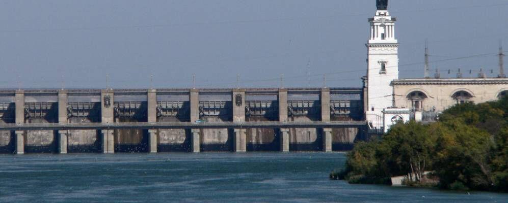 Цимлянская ГЭС, Волгодонск