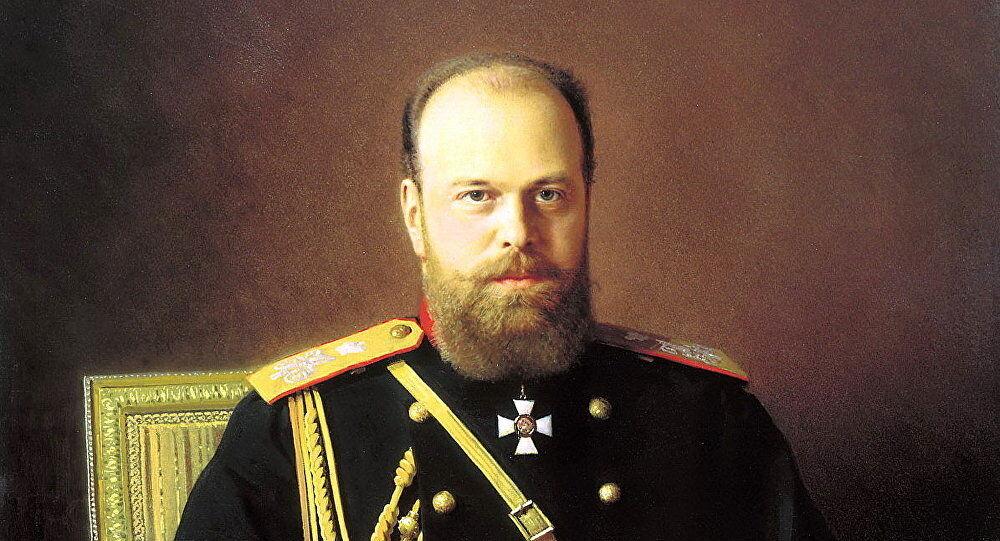 Путешествие российского императора Александра III в Грузию