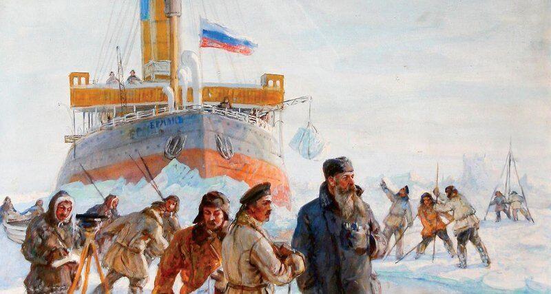 Первый арктический ледокол | Журнал Популярная Механика
