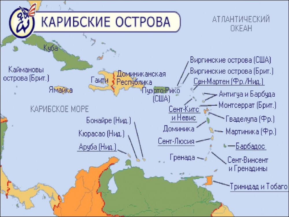 какие океаны омывают северную америку (главный ключ)