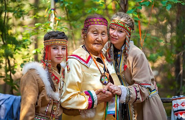 народы сибири и дальнего востока (главный ключ)