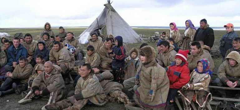 коренные жители