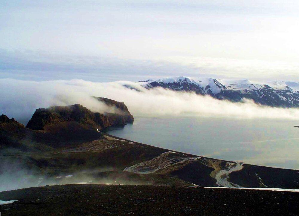 Уникальный уголок Антарктиды - остров Десепшен » Полетели.РУ
