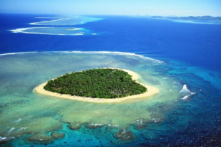 Серфинг на Фиджи: Таваруа   Серфовые споты мира