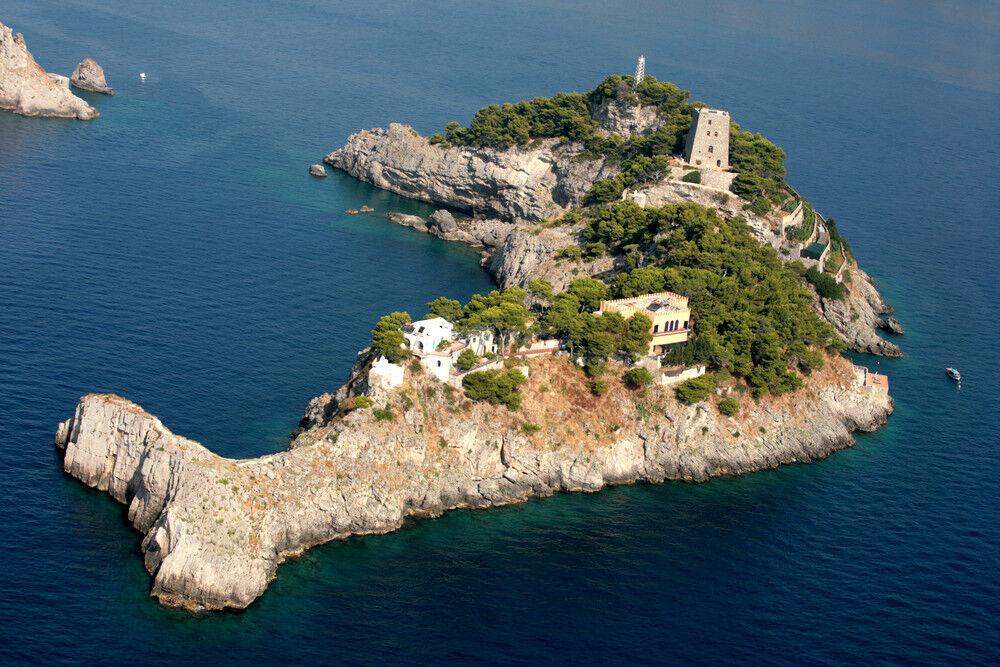 Архипелаг Ли Галли — La Tua Italia
