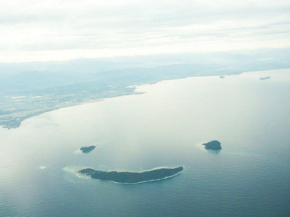 12 островов с удивительными очертаниями • НОВОСТИ В ФОТОГРАФИЯХ