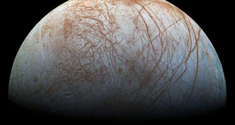 Европа, спутник Юпитера: подледный океан на далекой луне | Журнал ...