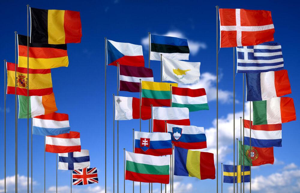 европейские страны список