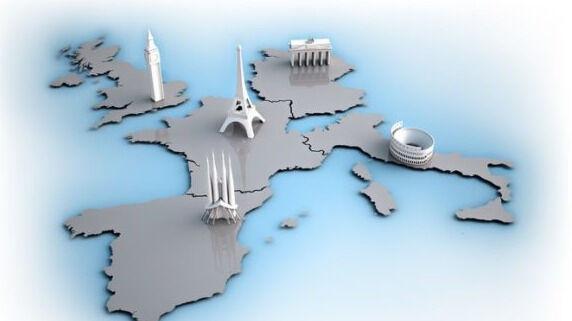 Микрогосударства зарубежной Европы мира Список по площади численности населения где находятся