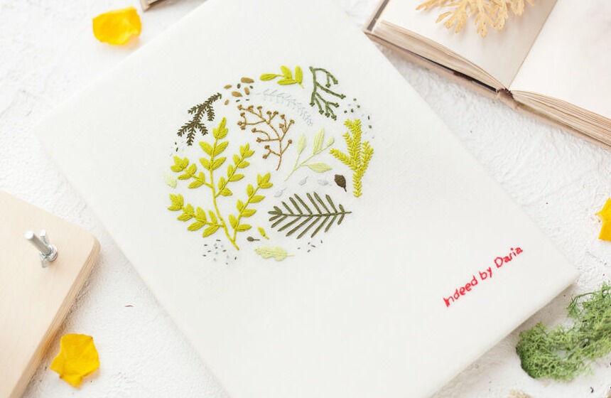Альбом для гербария А4 – купить в интернет-магазине на Ярмарке ...