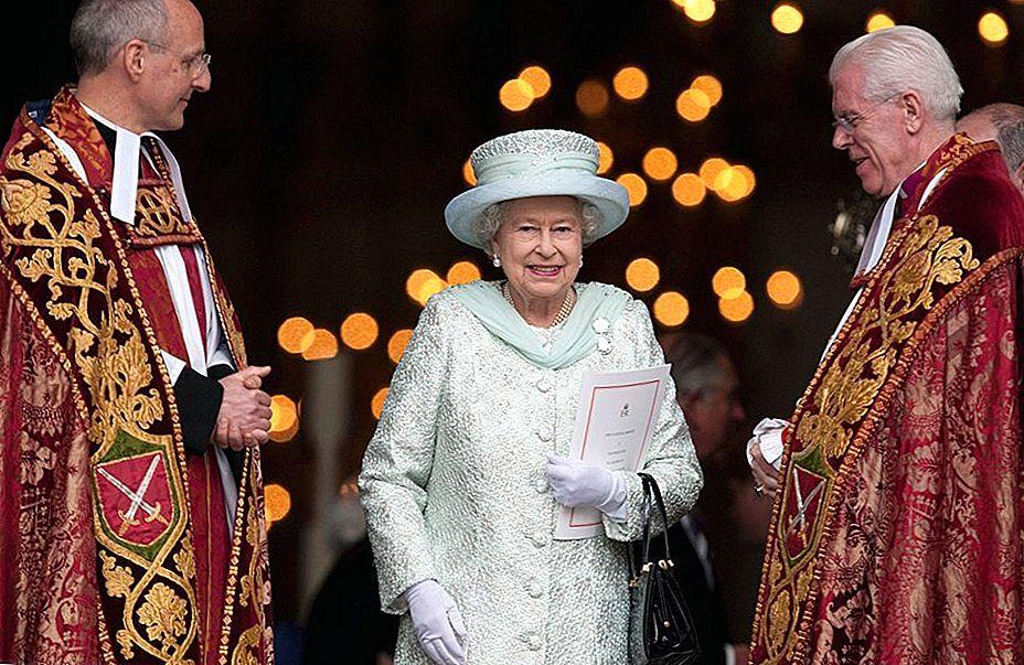 42 Королевские факты о королеве Елизавете II | Дата: 2019