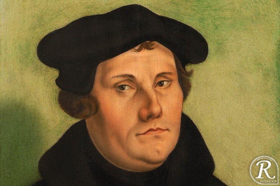 Мартин Лютер. Martin Luther - биография. Немецкий Богослов ...