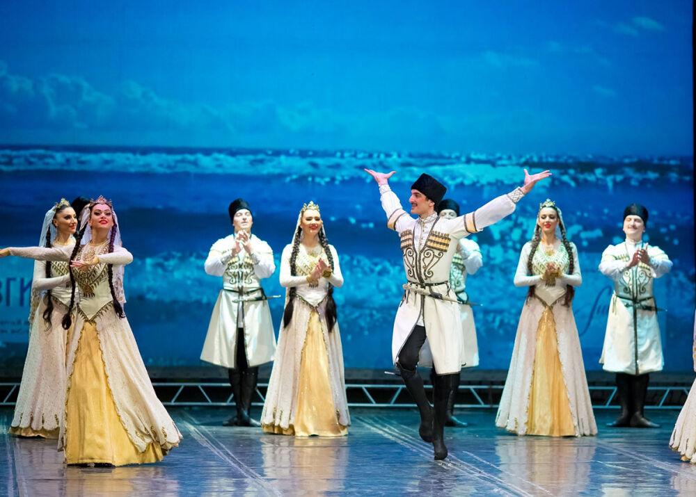 Ансамбль Кавказских танцев - официальный сайт APTVISIT