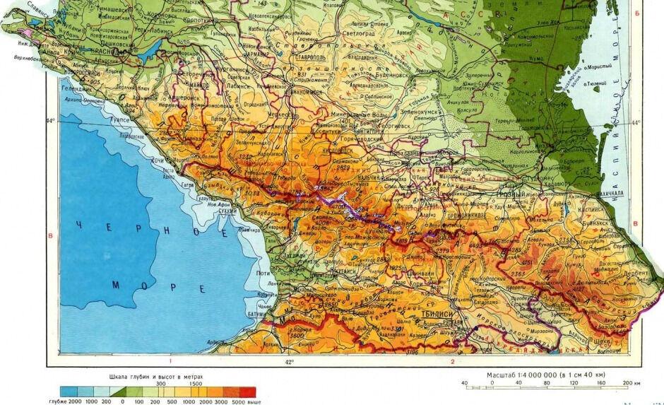 Почему кавказцы уезжают