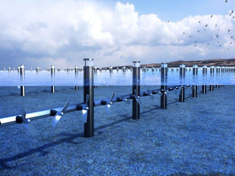 Принцип работы приливной электростанции и настоящее состояние ...