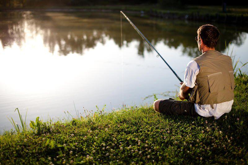 Рыбная ловля на спиннинг » Рыбалка на Урале