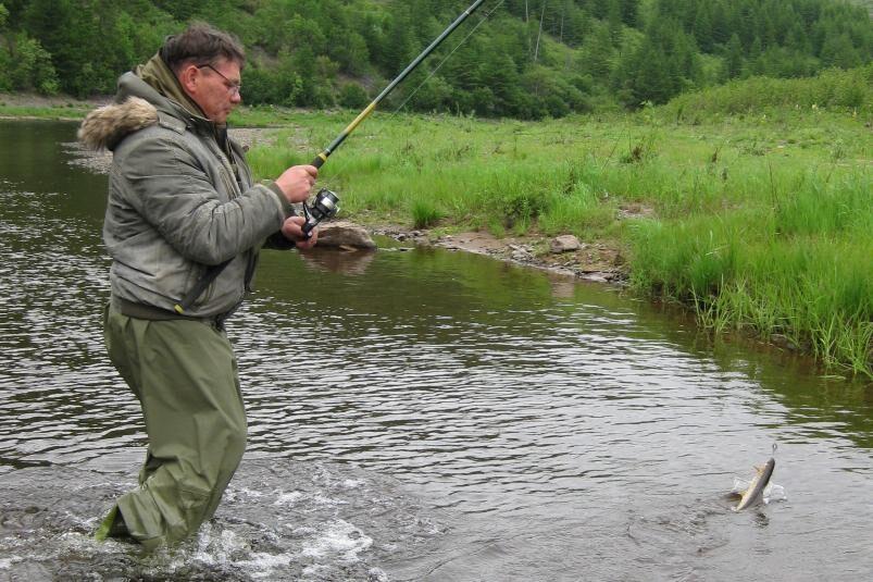 Поправки в правила рыболовства вступили в действие в Магаданской ...