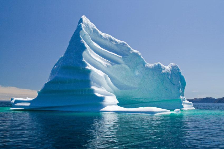 Интересные факты про айсберги - Интересные факты