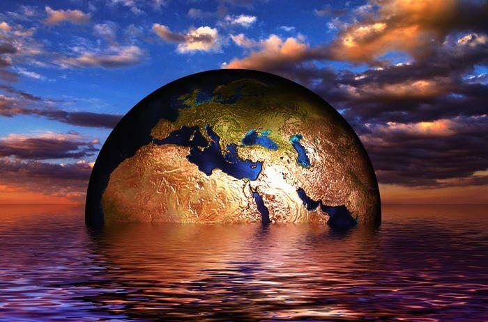 Водные ресурсы мира