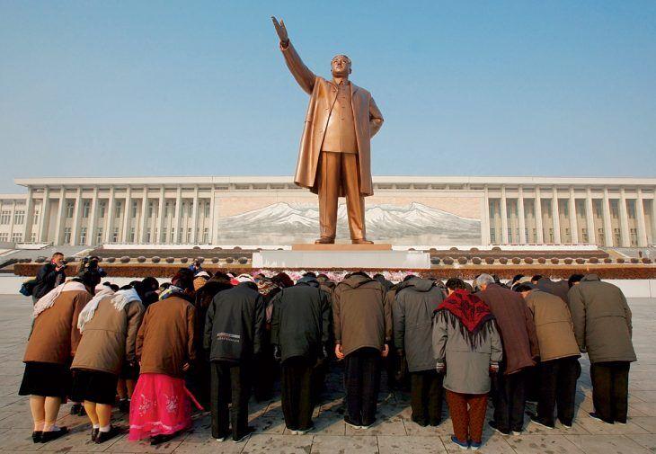 10 безумных сказок, которые Северная Корея рассказывает всему миру