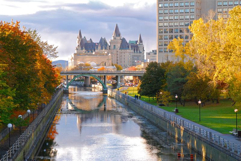 Оттава столица Канады краткая информация