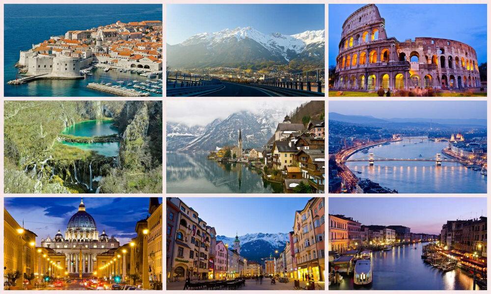 туризм европы (главный ключ)