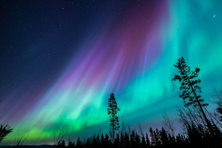 Увидеть северное сияние в Финляндии: новые возможности