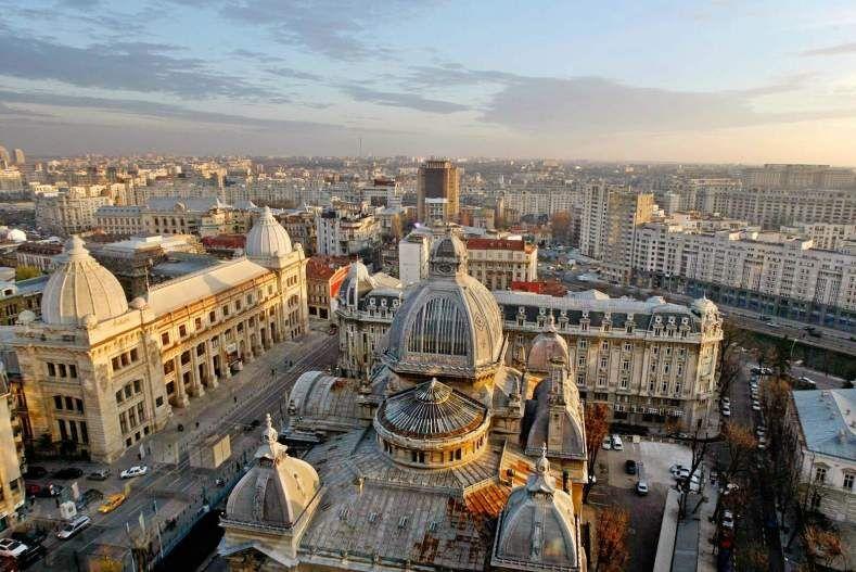 Бухарест. Население Бухареста. Где находится Бухарест. География.