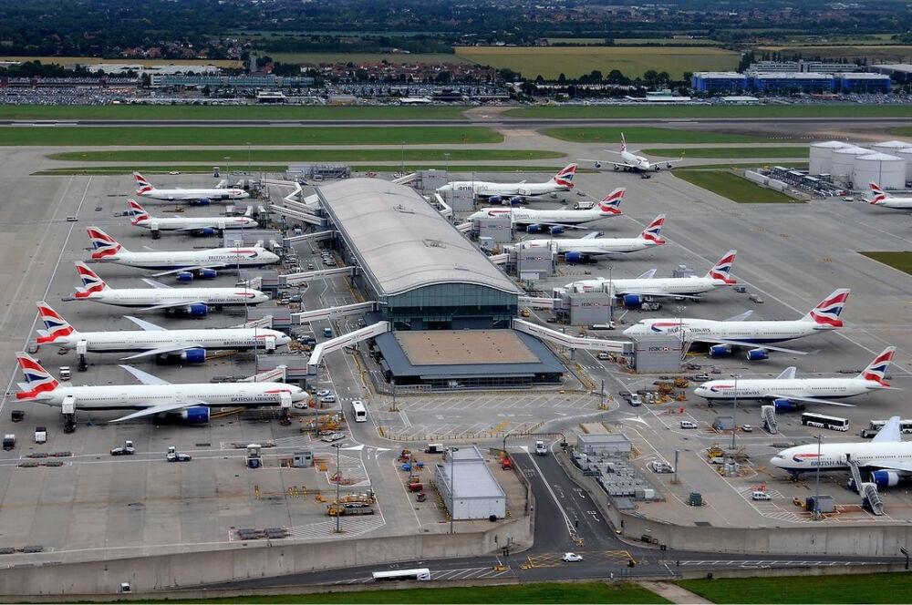 СМИ: аэропорты и АЭС Великобритании находятся под угрозой ...
