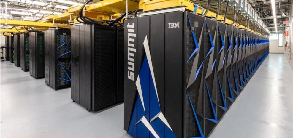 В США разработали самый мощный в мире суперкомпьютер - BBC News ...
