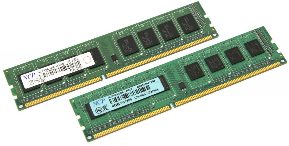 что такое физическая память компьютера