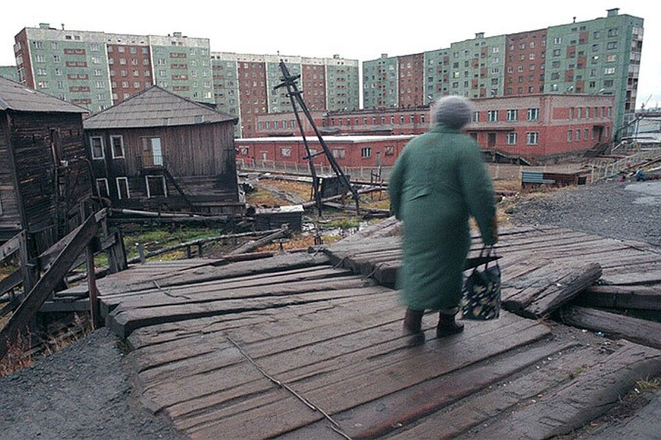 сибирские города