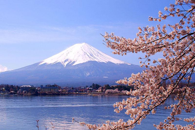Бессмертная святыня Японии: Гора Фудзи — Япония ...
