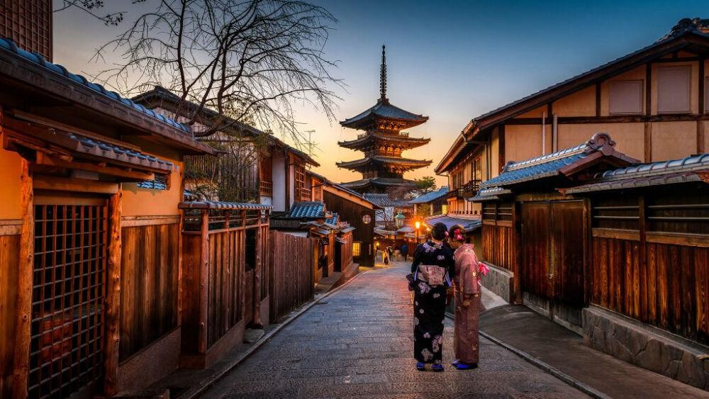 Киото (Япония): Киото путеводитель, все о Киото