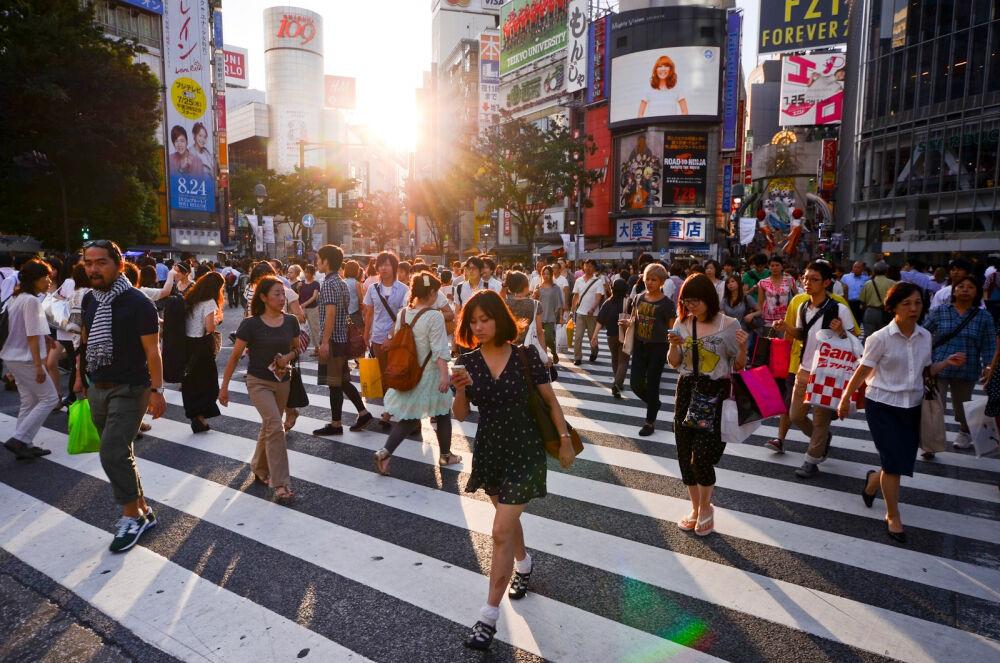 Иностранцы увеличили население Японии на 7%