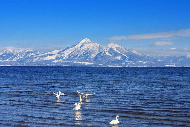 Озера в Японии: описание больших и маленьких водоемов архипелага