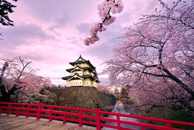 Япония: расположение на карте, границы, население, язык, валюта ...