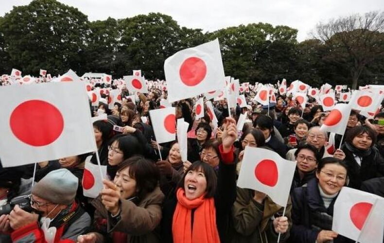 Население Японии установило новый демографический рекорд