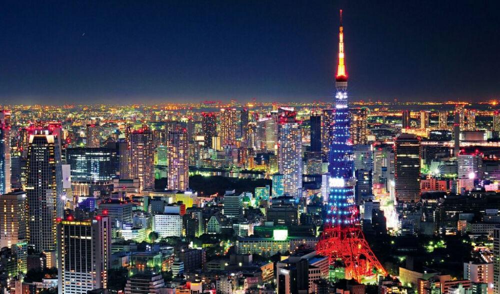 Токио столица (Япония): Токио путеводитель, все о Токио