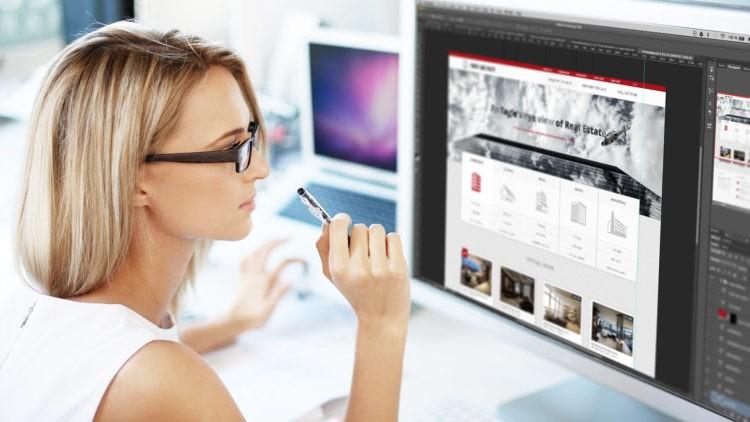 Web дизайнер - интересная и современная профессия