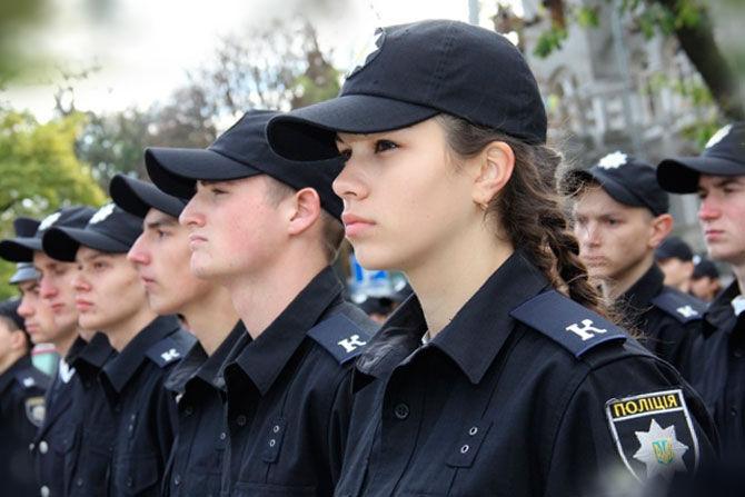 Школа полиции