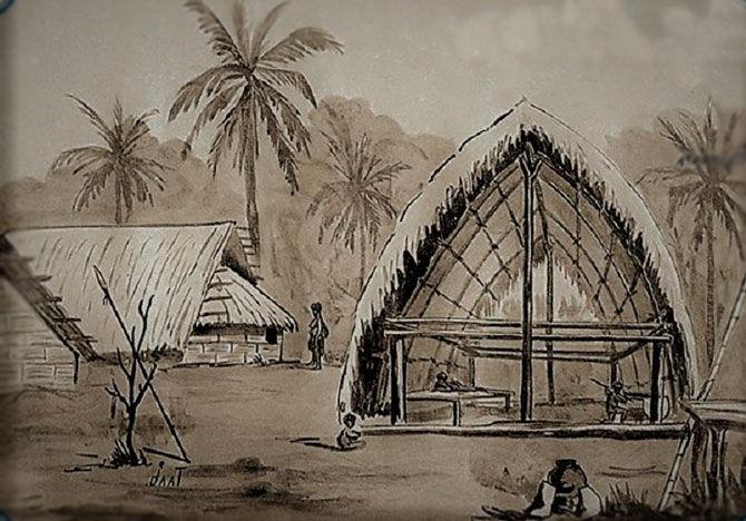 Миклухо-Маклай: зарисовки берега