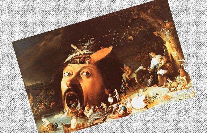 Картина Иероним Босха
