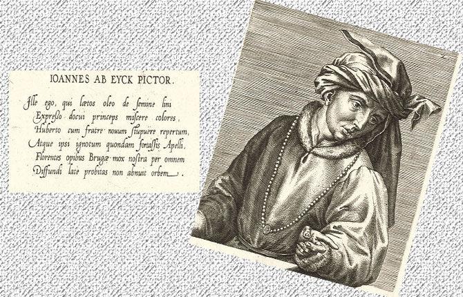 Jan van Eyck, 1572