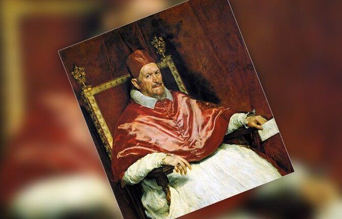 Портрет Папы Иннокентия X